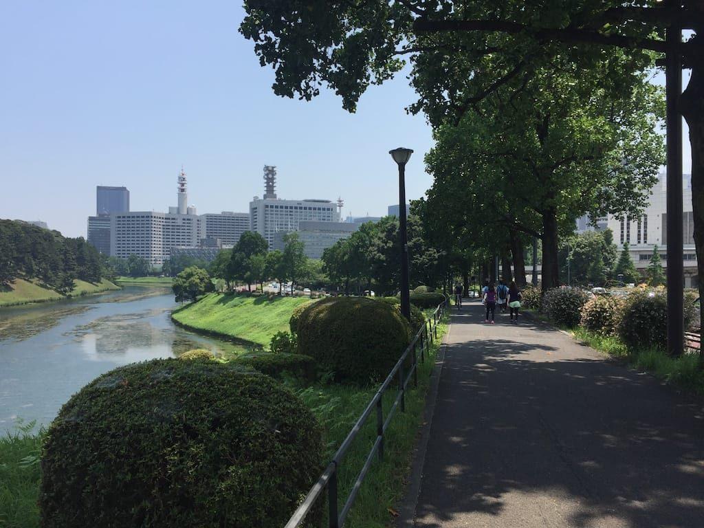 千鳥ヶ淵公園から桜田門前広場まで02