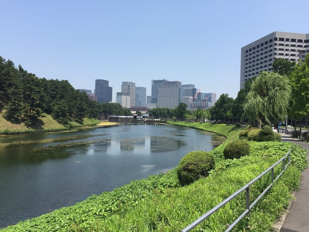 千鳥ヶ淵公園から桜田門前広場まで03