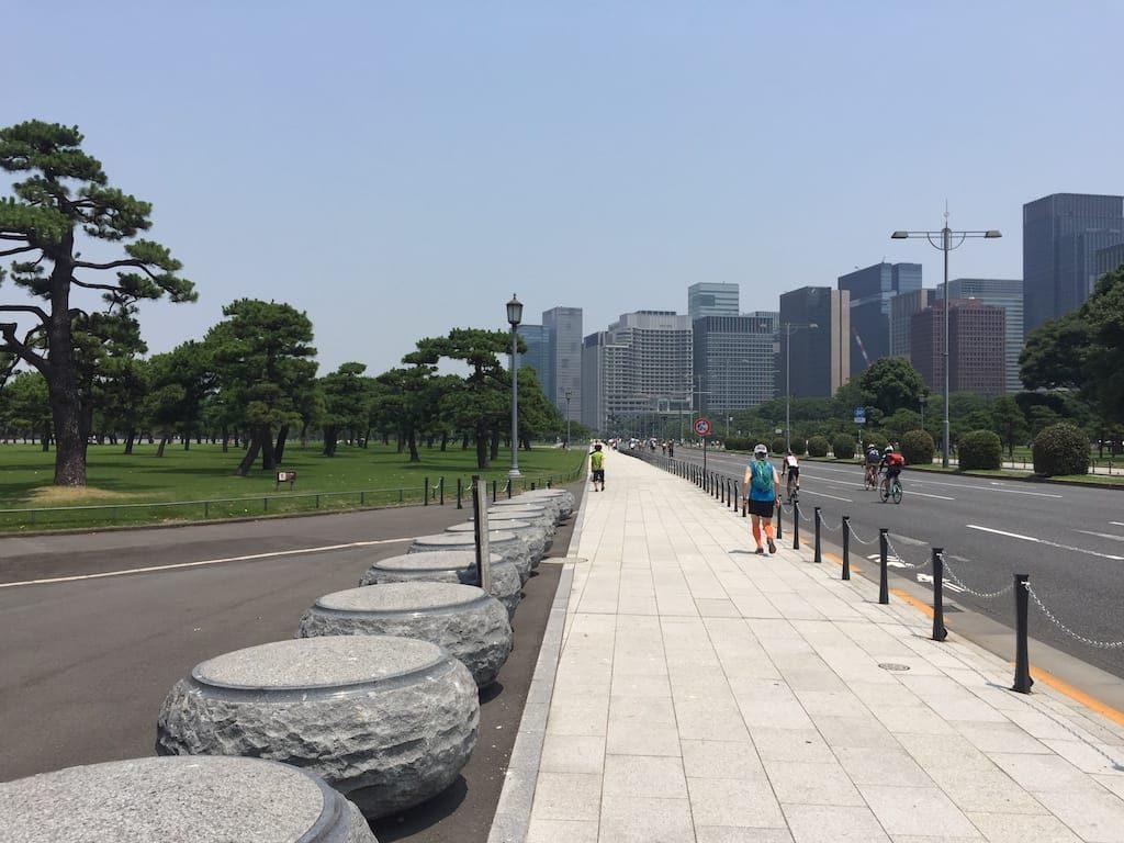 桜田門前広場から竹橋まで01