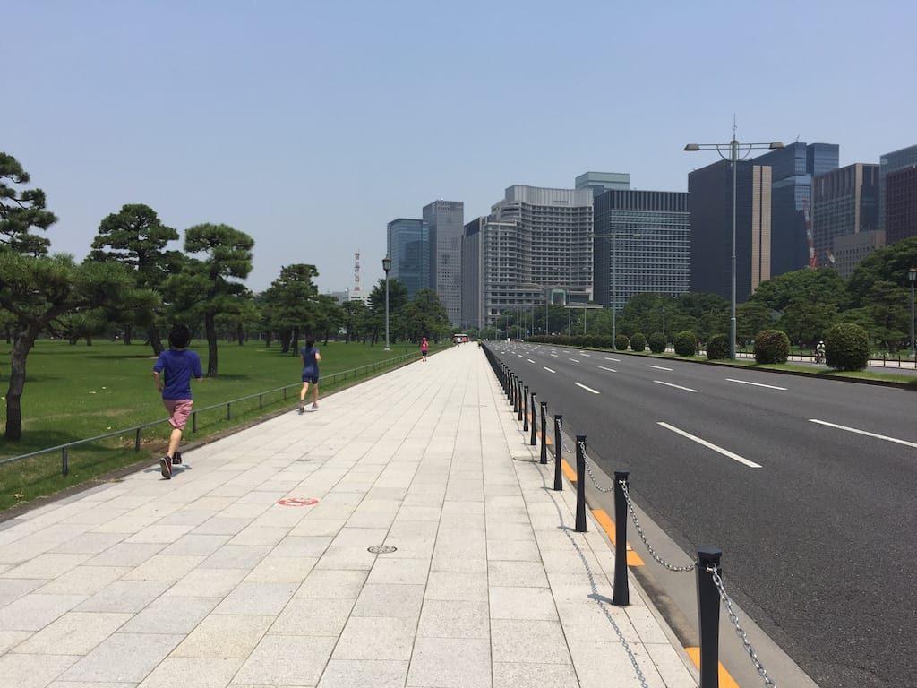 桜田門前広場から竹橋まで03