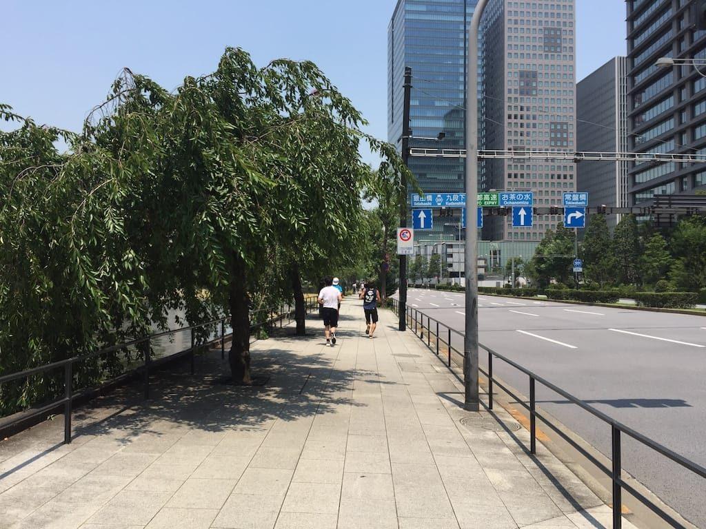 桜田門前広場から竹橋まで06