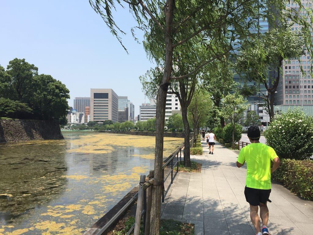 桜田門前広場から竹橋まで07
