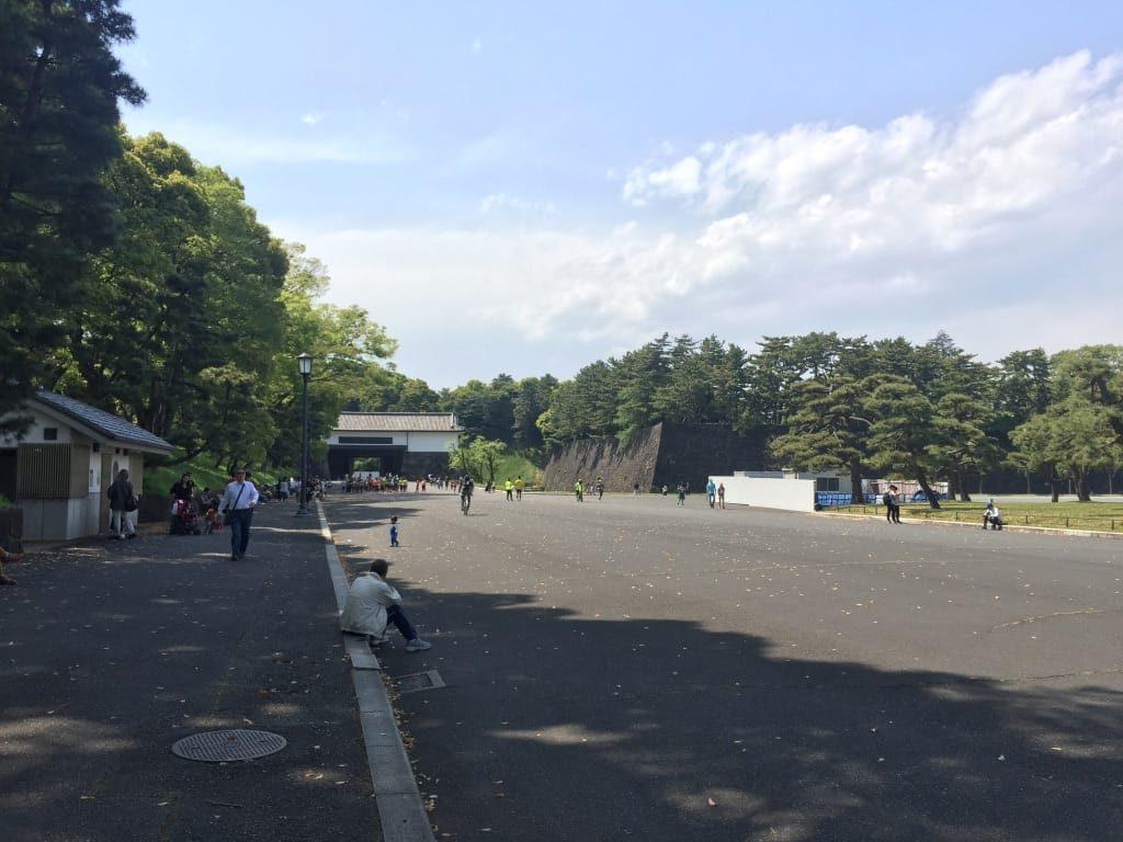 桜田門前広場