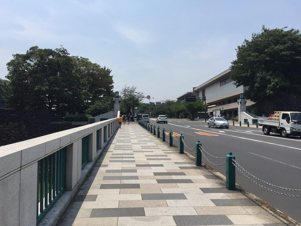 竹橋から千鳥ヶ淵公園まで01