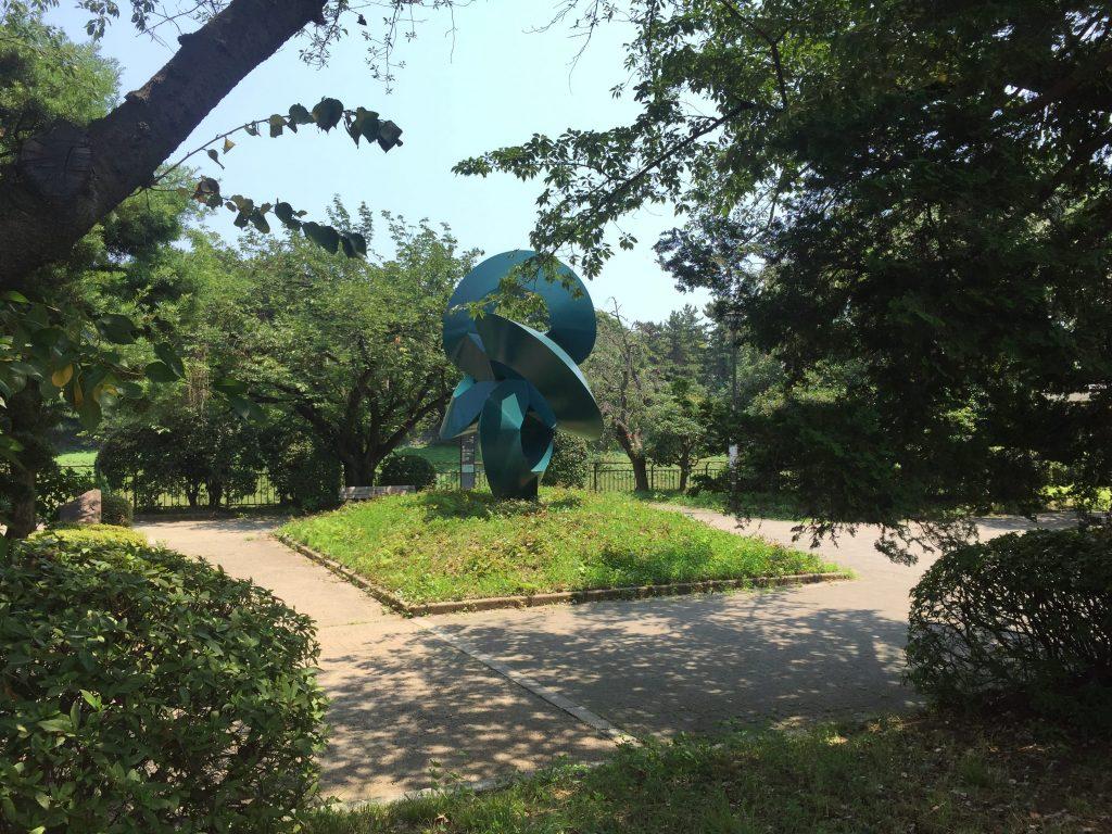 千鳥ヶ淵公園の休憩スポット1